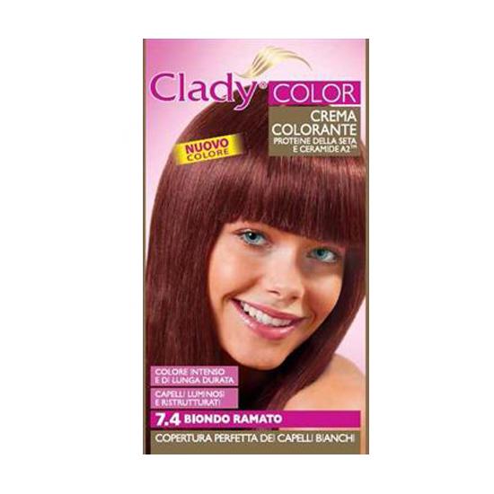 Tinta Colorazione Capelli Kit Clady