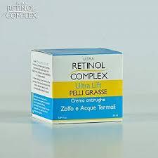 Crema Viso Antirughe Mineralia Retinol Complex