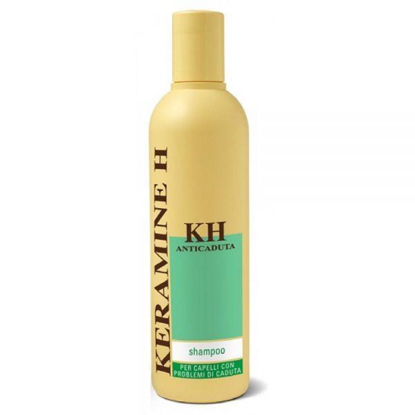 Shampoo Rinforzante Anticaduta Keramine H