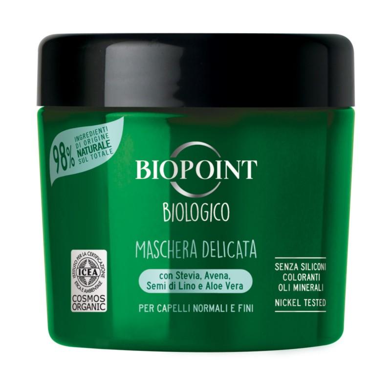 Crema Capelli Maschera Bio Biopoint