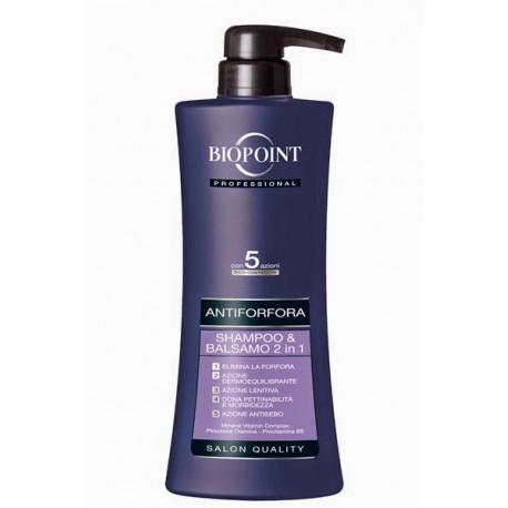 Shampoo Antiforfora Professionale Biopoint