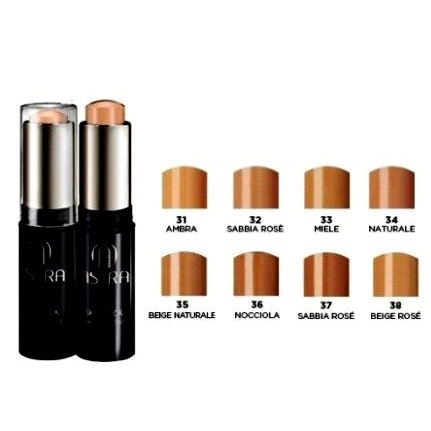 Cosmetica Viso Fondotinta Stick Astra Make Up