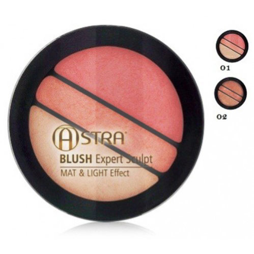 Cosmetica Viso Fard Blush Astra Make Up