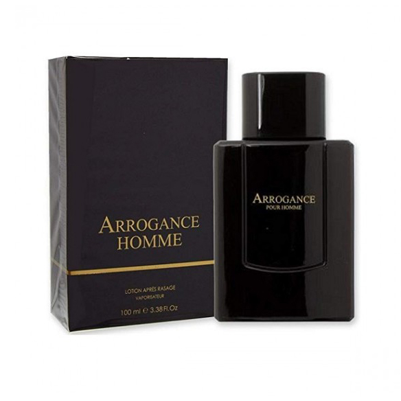 Dopo Barba Uomo After Shave Arrogance