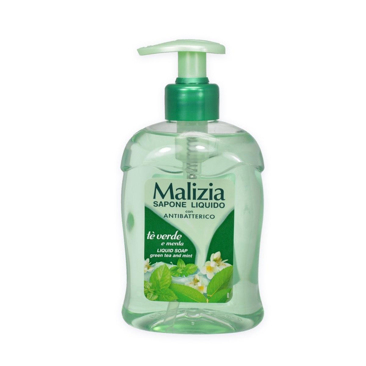 Antibatterico Igienizzante Sapone liquido Antibatterico Malizia