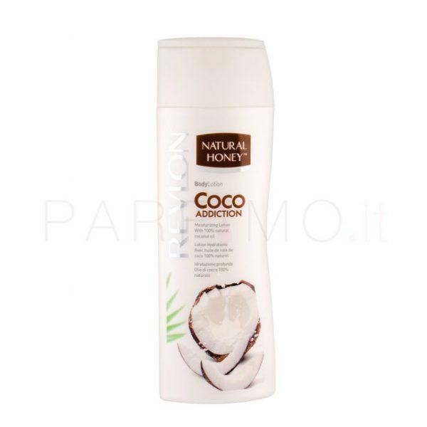 Crema corpo Fluida Olio di cocco Revlon