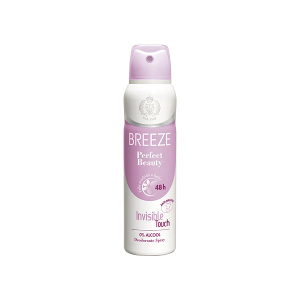 Deodorante Spray Donna Breeze