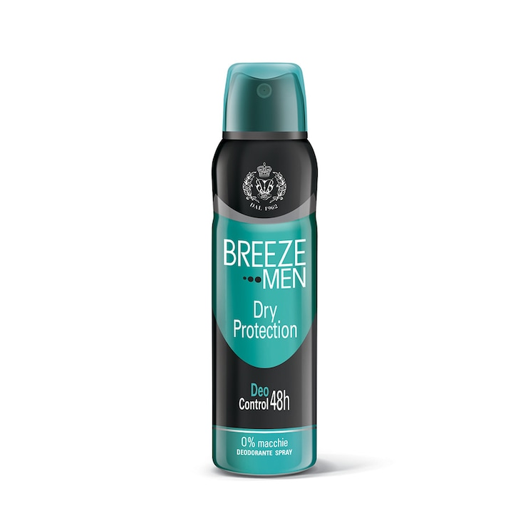 Deodorante Spray Uomo Breeze