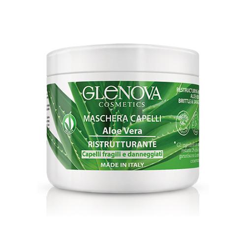Creama capelli Maschera Ristrutturante Glenova