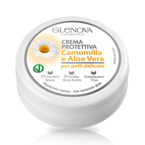 Crema multiuso Protettiva Pelli delicate Glenova