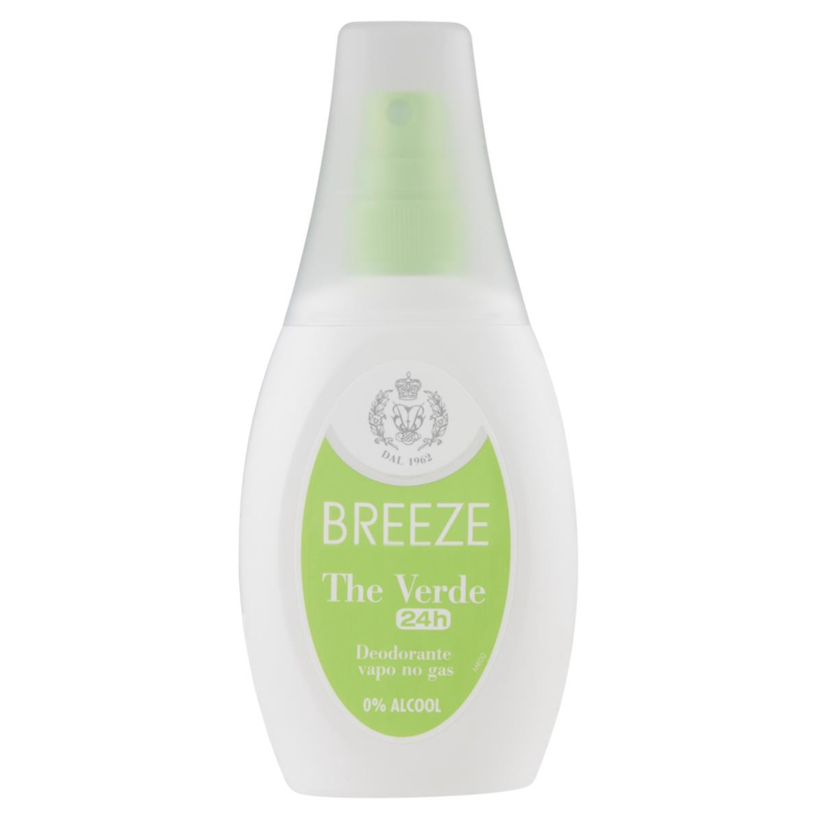 Deodorante No gas Unisex Breeze