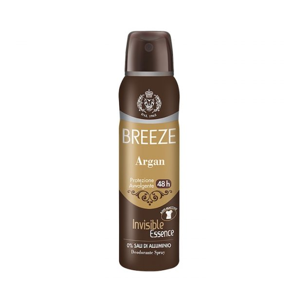 Deodorante Spray Unisex Breeze