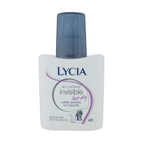 Deodorante Antiodorante No gas Lycia