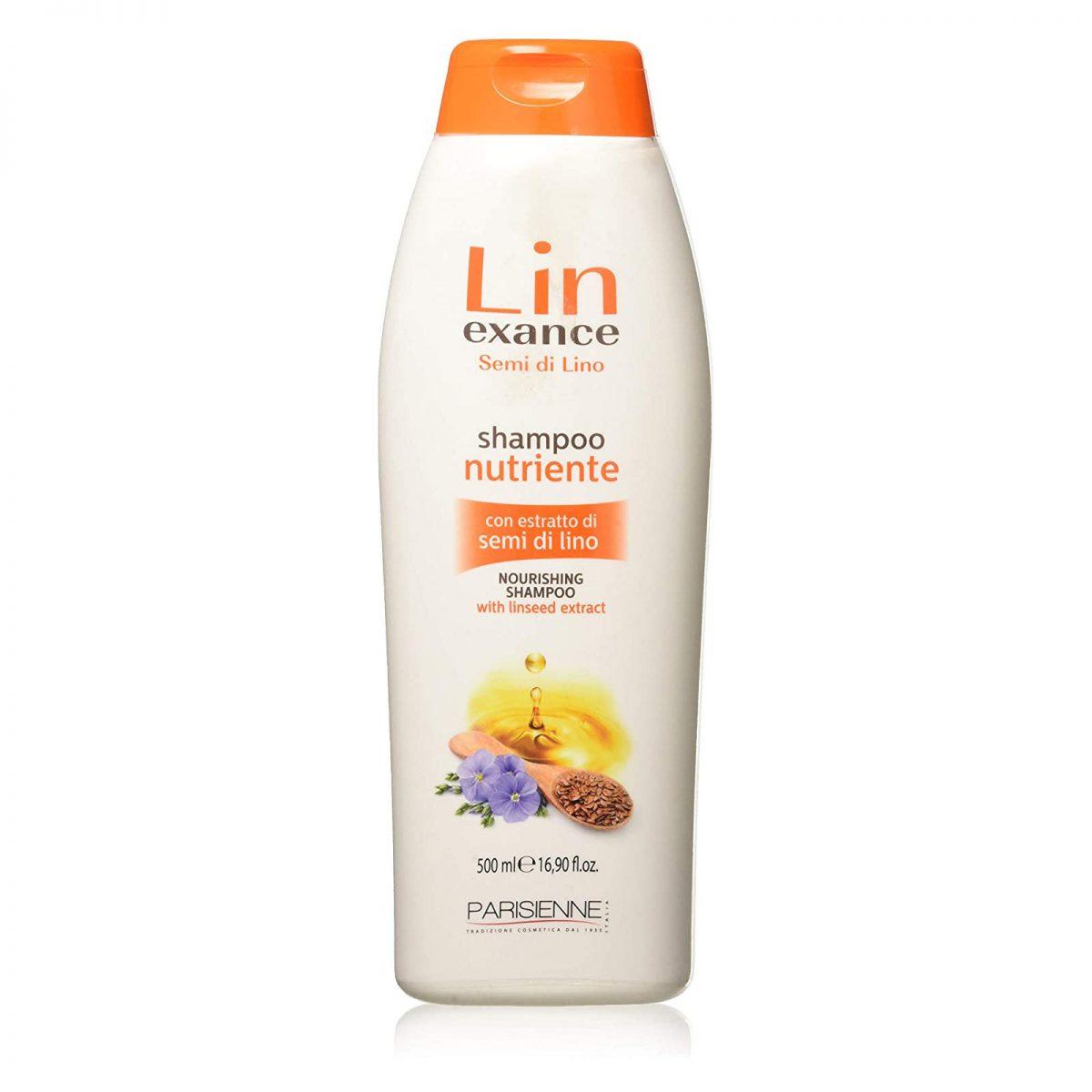 Shampoo Semi di lino Tutti tipi di capelli Parisienne