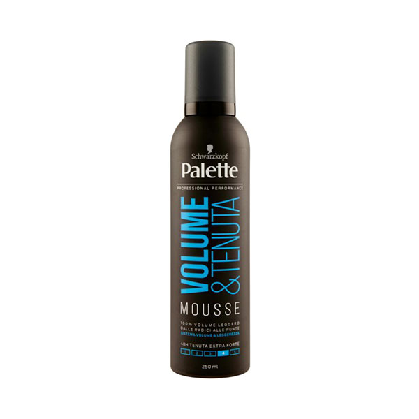 Spuma capelli Volumizzante Forte Palette