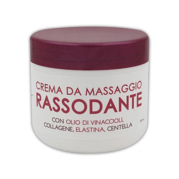 Massaggio Crema Rassodante Retinol Complex